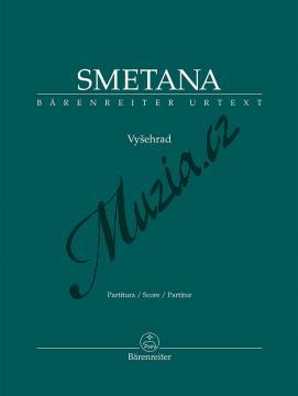 Smetana Bedřich | Vyšehrad | Partitura - Noty pro orchestr - BA11534.jpg