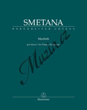 Smetana Bedřich | Macbeth | Noty pro orchestr - BA11537.jpg
