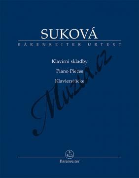 Suková Otilie | Klavírní skladby | Noty na klavír - BA11557.jpg