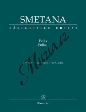 Smetana Bedřich | Polky pro klavír | Noty na klavír - BA9506.jpg