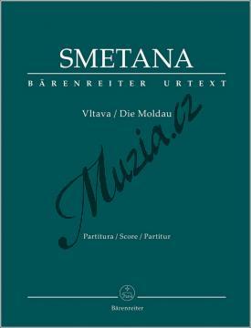 Smetana Bedřich | Vltava | Partitura - Noty pro orchestr - BA9558.jpg