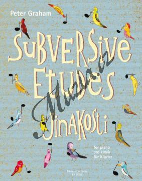 Graham Peter | Subversive Etudes - Jinakosti | Noty na klavír - BA9585.jpg