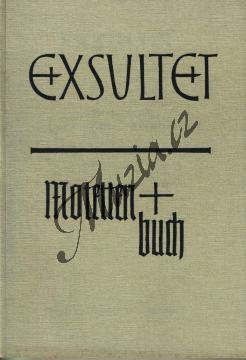 Album | Exsultet - Motettenbuch - Klavírní výtah | Noty pro sbor - BASM2500.jpg
