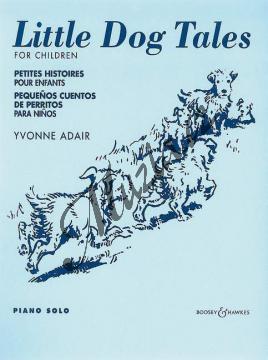 Adair Yvonne | Little Dog Tales - for Children | Kniha - BH100001.jpg