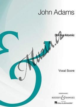 Adams John | Doctor Atomic - Opera in Two Acts - Vokální partitura | Noty na zobcovou flétnu - BHI9706.jpg