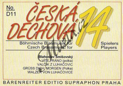 Smišovský Blahoslav | Vítej ráno (polka) / Valčík z Luhačovic | Set partů a řídící hlas - Noty pro dechovou hudbu - D11.jpg