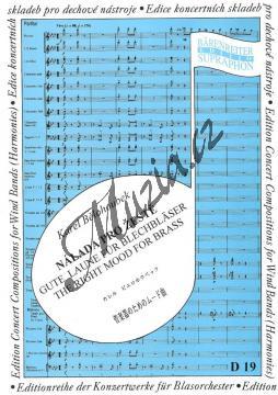 Bělohoubek Karel | Nálada pro žestě | Set partů a řídící hlas - Noty pro dechovou hudbu - D19.jpg