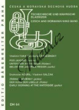Fuka, Kouřil | Pod javořicí / Zrána u voděnky | Set partů a řídící hlas - Noty pro dechovou hudbu - DH64.jpg