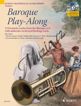 Album | Baroque Play-Along - (+CD) | Noty na trubku - ED13155.jpg