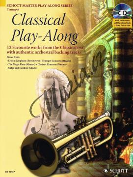 Album | Classical Play-Along - (+CD) | Noty na trubku - ED13167.jpg