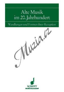 Album | Alte Musik im 20. Jahrhundert | Kniha - ED8305.jpg