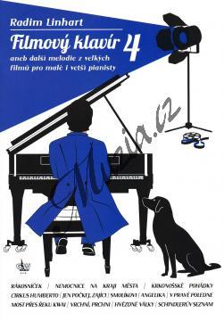 Filmový klavír 4 | noty