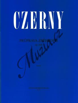 Czerny Carl | Průprava zběhlosti op. 849 | Noty na klavír - H10.jpg