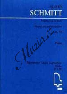 Schmitt Aloys | Průpravná cvičení op. 16 | Noty na klavír - H118.jpg