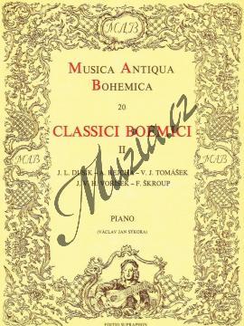 Album   Classici boemici - 2. díl   Noty na klavír - H1356.jpg