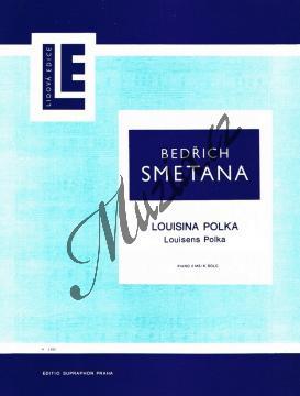 Smetana Bedřich | Louisina polka | Noty na klavír - H1385.jpg