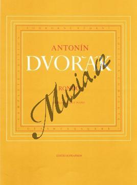 Dvořák Antonín | Rondo g moll op. 94 | Partitura a party - Noty na violoncello - H1487.jpg