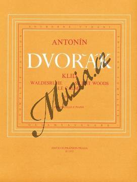 Dvořák Antonín | Klid op. 68, č. 5 | Noty na violoncello - H1532.jpg