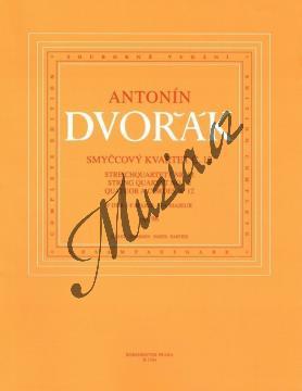 Dvořák Antonín | Smyčcový kvartet č. 12 F dur op. 96 | Set partů - Noty pro smyčcový kvartet - H1594.jpg