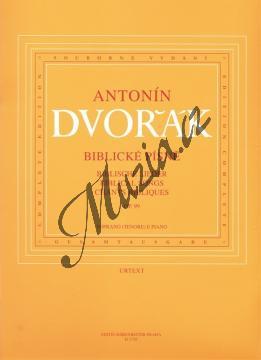 Dvořák Antonín | Biblické písně op. 99 (pro vyšší hlas a klavír) | Noty pro sólový zpěv - H1758.jpg