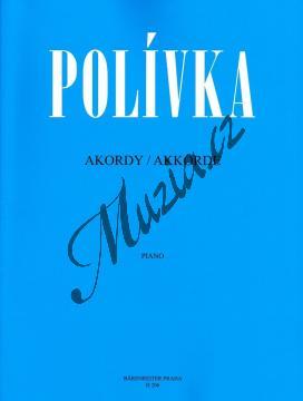 Polívka Vladimír | Akordy | Noty na klavír - H206.jpg