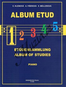 Album | Album etud 1. díl | Noty na klavír - H2348.jpg