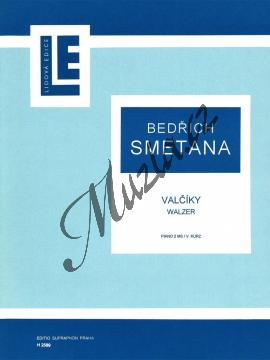 Smetana Bedřich | Valčíky | Noty na klavír - H2589.jpg