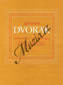 Dvořák Antonín | Impromptu - Humoreska | Noty na klavír - H2850.jpg