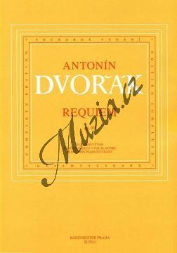 Dvořák Antonín | Requiem op. 89 | Klavírní výtah - Noty pro sbor - H2924.jpg