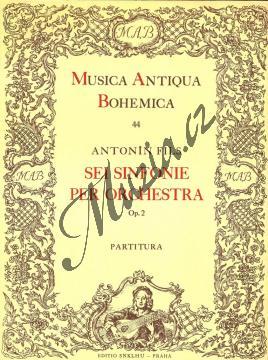 Fils Anton | Sei sinfonie | Partitura - Noty pro orchestr - H2958.jpg