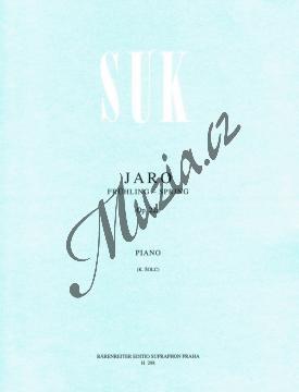 Suk Josef | Jaro op. 22a | Noty na klavír - H298.jpg