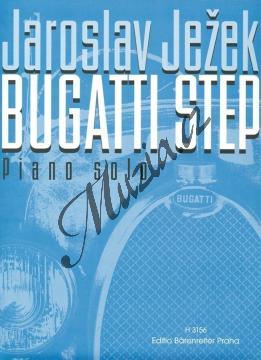Ježek Jaroslav   Bugatti step   Noty na klavír - H3156.jpg