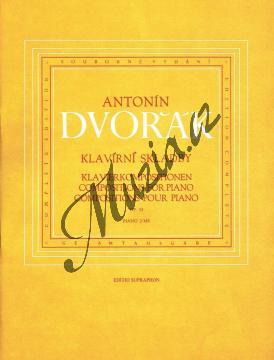 Dvořák Antonín | Klavírní skladby op. 52 | Noty na klavír - H3177.jpg