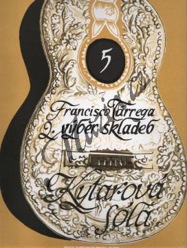 Tárrega Francisco | Výběr skladeb 2 | Noty na kytaru - H3241.jpg