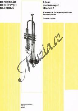 Album | Album přednesových skladeb 1 | Noty na trubku - H3891.jpg
