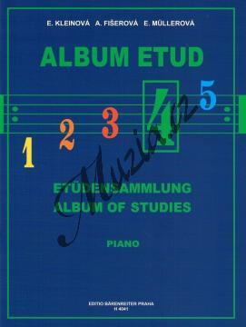Album   Album etud 4. díl   Noty na klavír - H4041.jpg