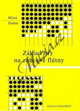 Dušek Milan | Základ hry na zobcové flétny | Noty na zobcovou flétnu - H4341.jpg