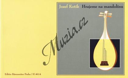 Kotík Josef | Hrajeme na mandolínu | Noty na mandolínu - H4614.jpg