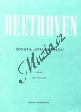 Beethoven Ludwig van | Sonata č. 23 f moll  Appassionata  op. 57 | Noty na klavír - H4947.jpg