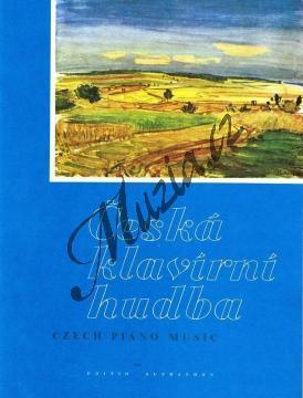 Album   Česká klavírní hudba   Noty na klavír - H5033.jpg
