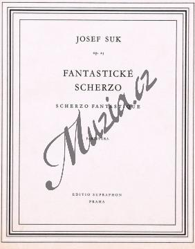 Suk Josef | Fantastické scherzo op. 25 | Partitura - Noty pro orchestr - H5183.jpg