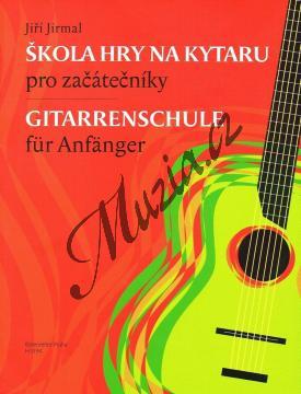 Jirmal Jiří | Škola hry na kytaru pro začátečníky | Noty na kytaru - H5194.jpg