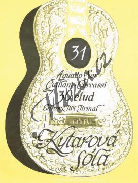 Album | 30 etud pro kytaru | Noty na kytaru - H5289.jpg
