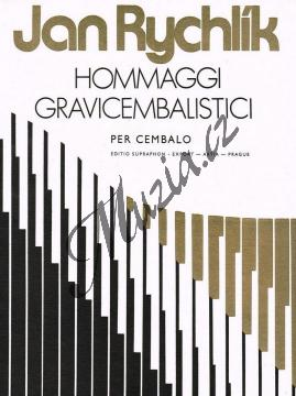 Rychlík Jan | Hommaggi gravicembalistici per cembalo | Noty na cembalo - H5318.jpg