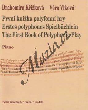 Album | 1. knížka polyfonní hry | Noty na klavír - H5468.jpg