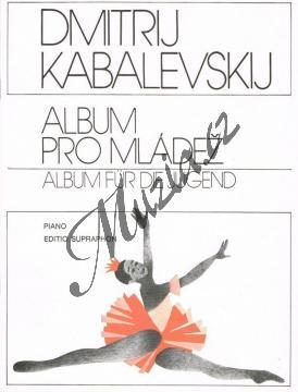 Kabalevskij Dmitrij | Album pro mládež | Noty na klavír - H5779.jpg