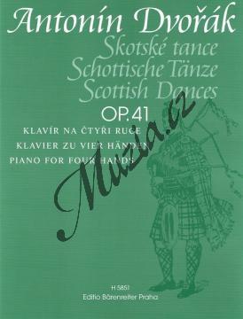 Dvořák Antonín | Skotské tance op. 41 | Noty na klavír - H5851.jpg
