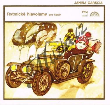 Garscia Janina | Rytmické hlavolamy pro klavír op. 23 | Noty na klavír - H5961.jpg