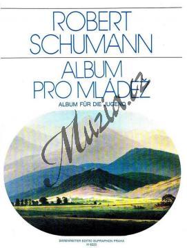 Schumann Robert | Album pro mládež op. 68 | Noty na klavír - H6220.jpg