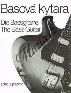 Köpping, Hora, Buhé, Ziegenrücker   Basová kytara I (škola pro vyučování i samouky)   Noty na basovou kytaru - H6343.jpg